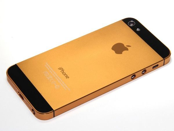 gold_iphone_5