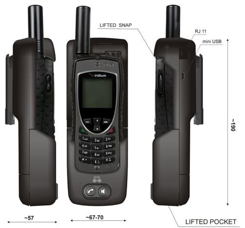 спутниковые телефоны иридиум