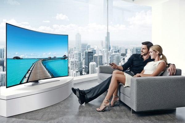 Телевизор с выходом в интернет